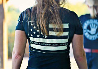 American shirt meg
