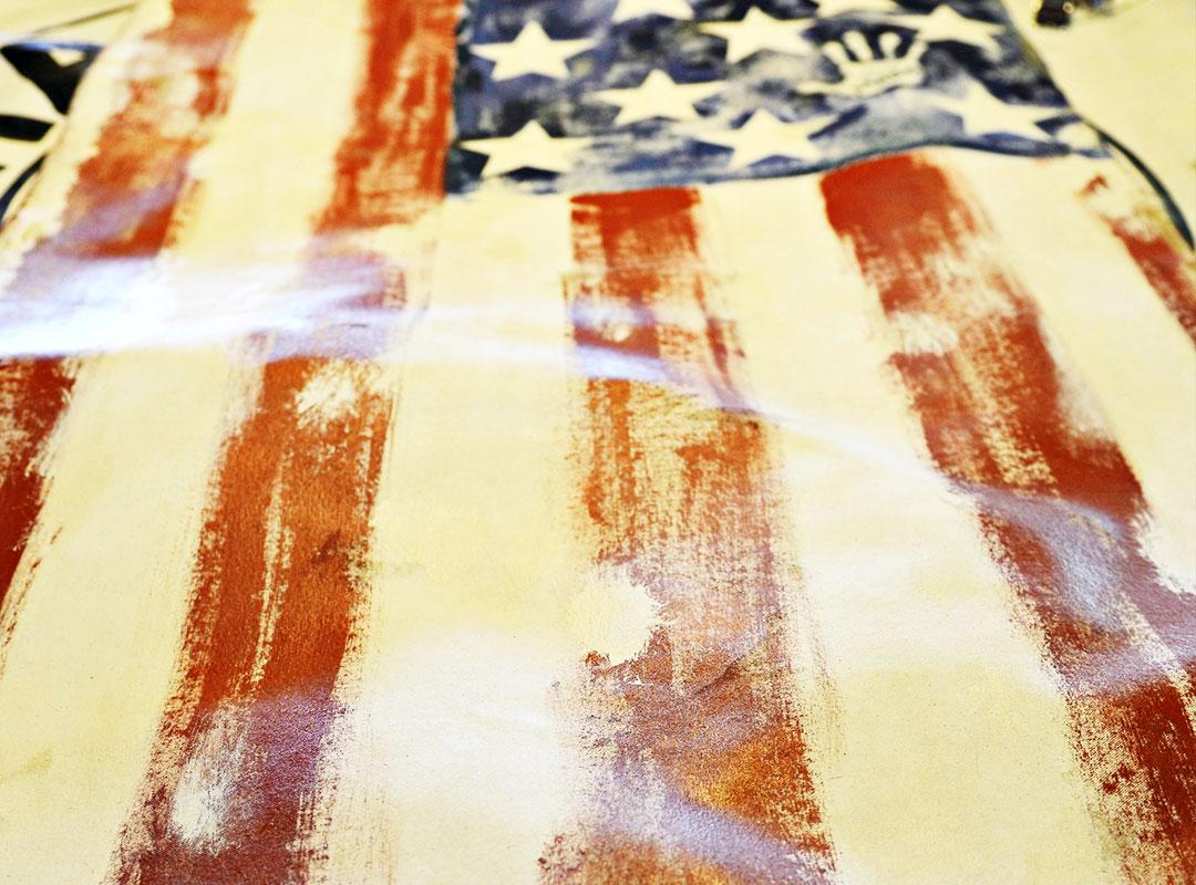 American flag handmade exotics gallery link