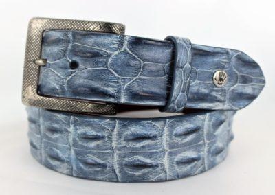 Powder Blue SW Crocodile
