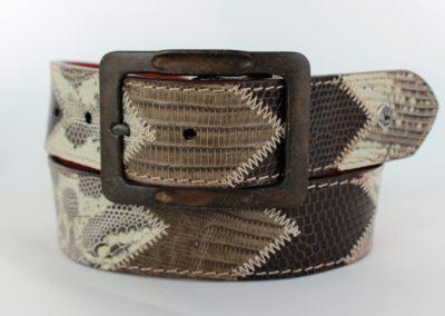brown lizard chevron